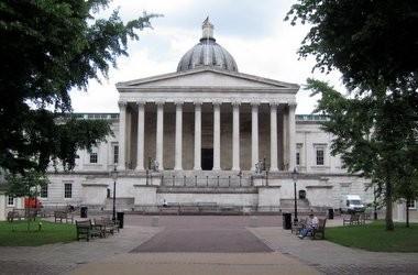 Навчання в Англії: University College London