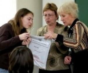 Відбулось тестування з української мови та літератури