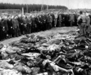 Єврейській організації заборонили розповідати школярам про Голокост