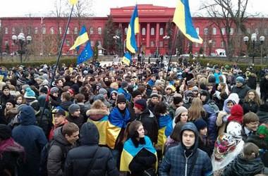 Студенти КНУ і НаУКМА оголосили страйк