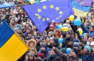 Студенти і викладачі НаУКМА на Євромайдані