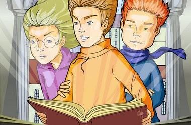 Конкурс дитячого читання «Книгоманія-2014»