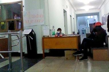 Студенти продовжують блокувати Міністерство освіти