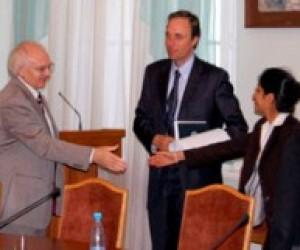 Вакарчук провів зустріч з директором Світового банку в Україні