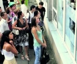 Абітурієнти бігають по вузах, а в Шевченко вже додали бюджетних місць