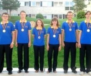 На міжнародній олімпіаді з математики українці взяли 6 медалей