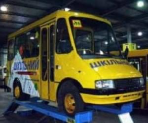 На Дніпропетровщині закупатимуть шкільні автобуси