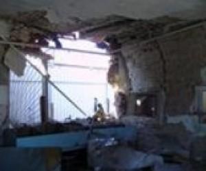 В їдальні загальноосвітньої школи стався вибух (фото)