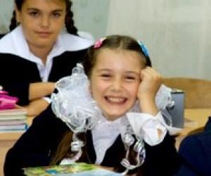 У 2009 році до першого класу підуть 390 тисяч дітей