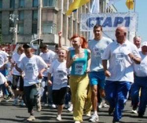 5-13 вересня у Києві відбуватиметься Всеукраїнський олімпійський урок