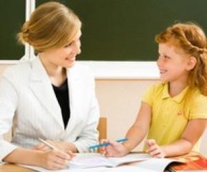 Профессия учитель - первый раз в первый класс