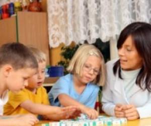 Столичні дитсадки відвідують 69 % дітей дошкільного віку міста