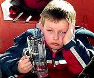 Остановим детский алкоголизм