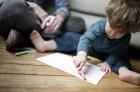 Навчання дітей малювання геометричних фігур