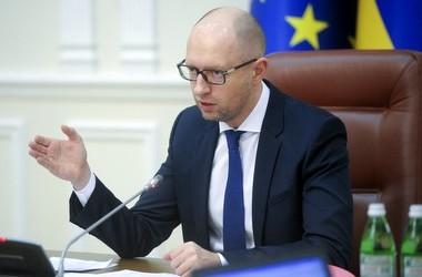 Проектом року стане створення регіональних шкіл, - Яценюк