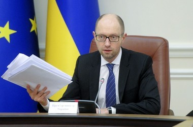 У травні соцстандарти мають зрости на 6%, - Яценюк