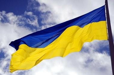 Описание: Перший урок в школах присвятять незалежності України