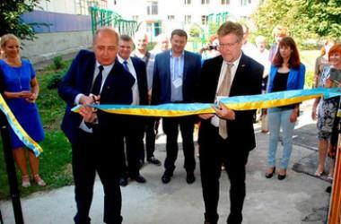 У Броварах відкрили навчальний центр