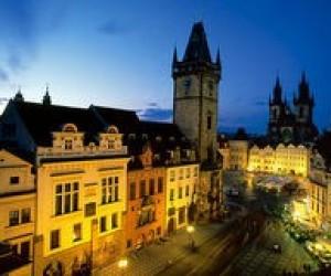 На учебу в Чехию
