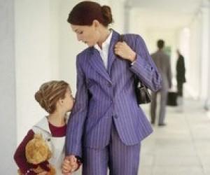 Ющенко: Проблему догляду за дітьми, у сім'ях, де працюють батьки, необхідно вирішити