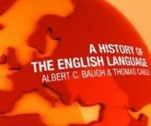 Англійська мова: історія виникнення