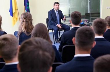 Уряд ініціює переобладнання початкової школи