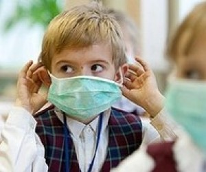 Друга хвиля епідемії грипу: на карантині більш ніж 300 тис школярів