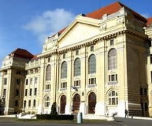 Вища освіта в Угорщині. Дебреценський університет