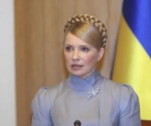 Тимошенко передала Львівській області 26 шкільних автобусів