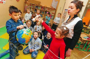 Освіта в Україні: базові індикатори