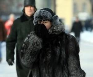 Через морози закрили майже половину українських шкіл