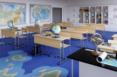 Сучасне обладнання для шкільних кабінетів