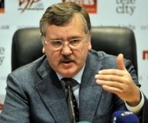 Гриценко: Законопроект про десятирічку буде внесений повторно