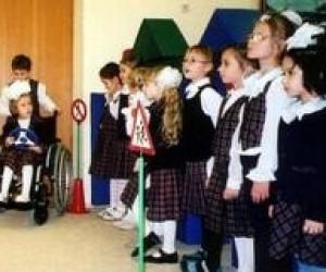 У п'яти школах Києва впроваджують інклюзивне навчання
