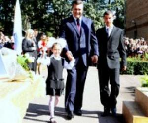 Виктор Янукович: каждый день я шел в школу почти 10 км