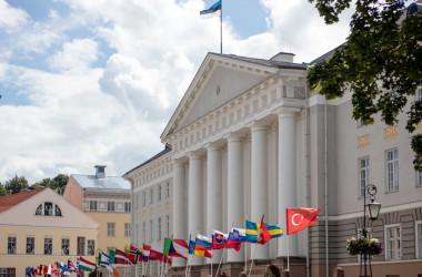 Стипендії на навчання в найкращому університеті Естонії
