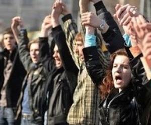 Українські студенти занепокоєні тиском за політичні погляди