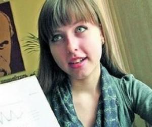 Школярка брала участь у засіданні Верховної Ради