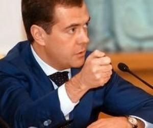 Медведєв прочитає лекцію студентам КНУ ім. Шевченка