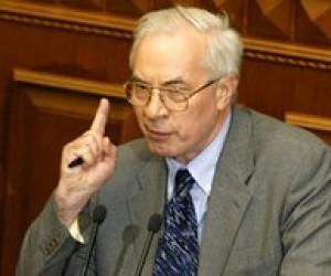 Азаров пояснив, чи може бути звільнений міністр освіти Дмитро Табачник