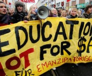Школярі й студенти Німеччини вийшли на акції протесту