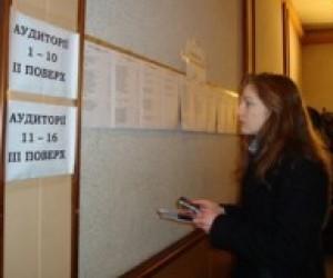 Черкаський депутат знепритомнів, заступаючись за сина, який списував на тестах