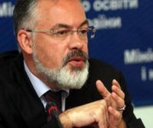 Табачник проведе прес-конференцію за підсумками 100 днів своєї роботи
