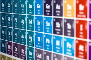 Поріг тесту ЗНО з хімії склав14 тестових балів