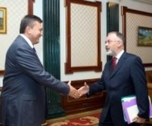 Табачник відзвітував перед Януковичем