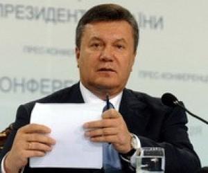 """Три вузи отримали від Януковича статус """"національного"""""""