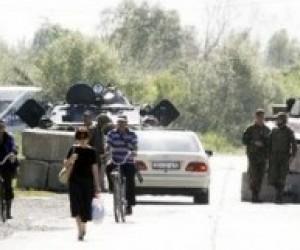 Грузинські діти пішли в школу