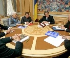 Віктор Ющенко зустрівся з Міністром освіти і науки