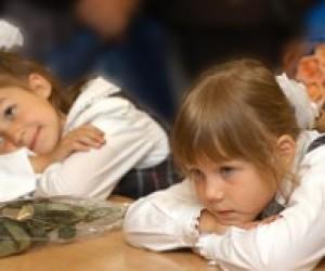 Донецька мерія відкрила в одній зі шкіл Ростова-на-Дону український клас