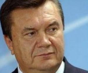 Для мене освітня галузь є пріоритетною, - В.Янукович
